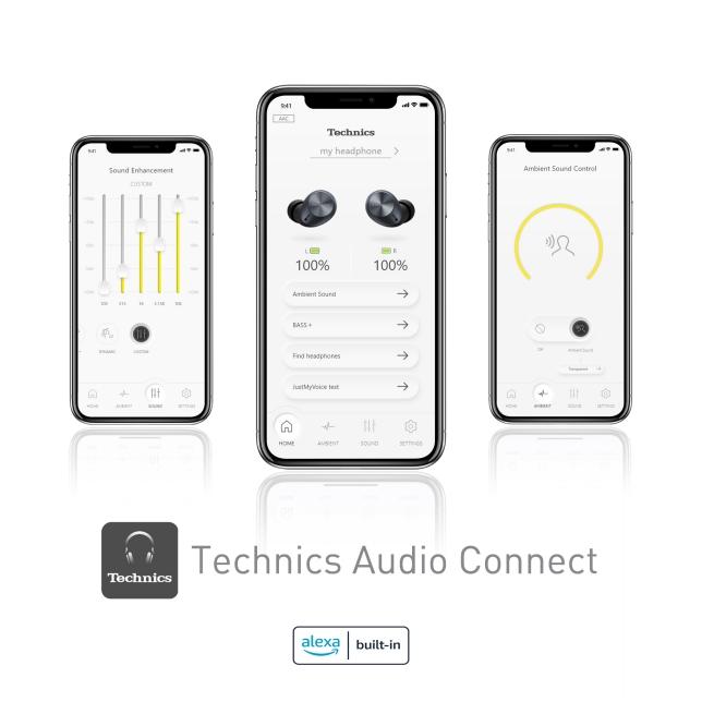 Technics Audio Connect-app*