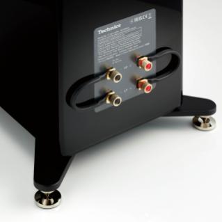 Bi-wiring af højttalerterminal