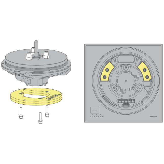 Concept of Suppressing Unwanted Motor Vibration