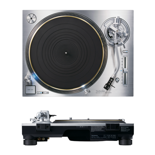 Photo of Direct Drive Turntable System SL-1200G