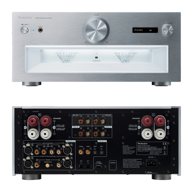 Photo of Stereo Integrated Amplifier SU-R1000